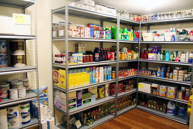 Food Storage And Prepping Are So Important (Image: SurvivalistPrepper.net)