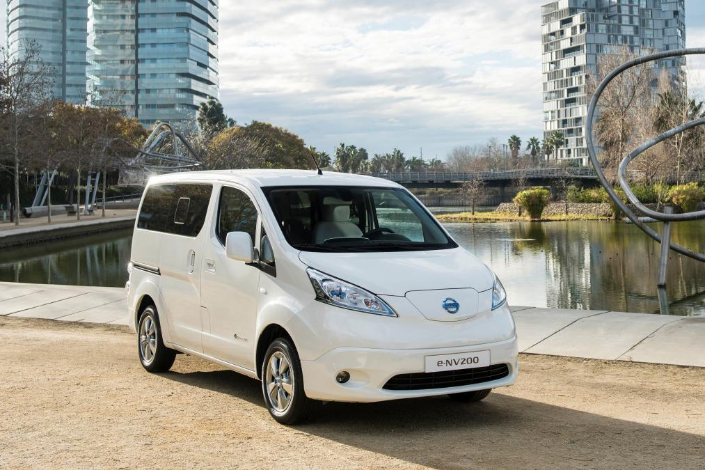 E Nv200 Archives Fuel Included An Electric Car And