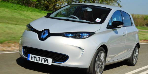Renault ZOE Primer: First Drive