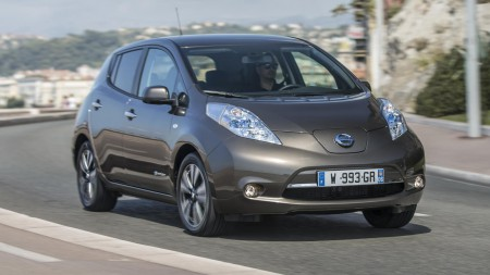 Nissan Leaf with 30kWh battery