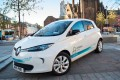 Car sharing club adds 20 ZOEs to Scottish fleet