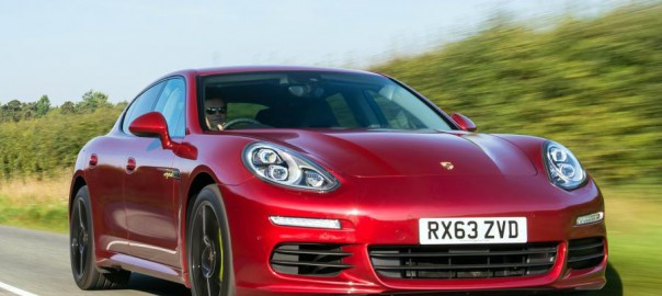 Porsche Panamera S E-Hybrid PHEV