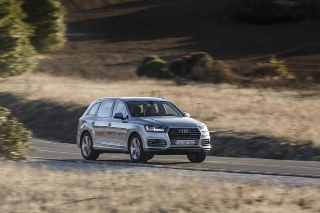 Audi Q7 e-tron PHEV (Image: Audi)