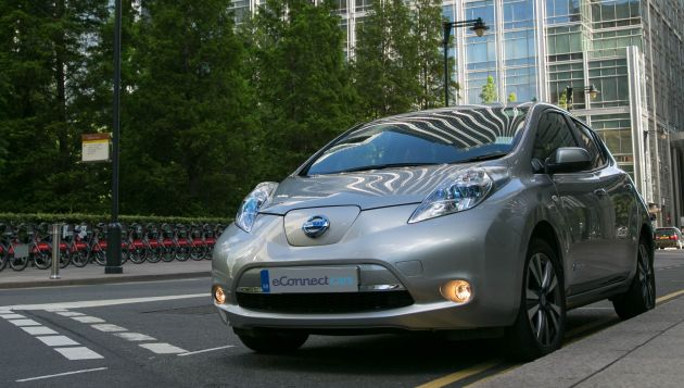 From 2020 all new private hire vehicles in London must be 'zero emission capable' (Image: eConnect Cars)