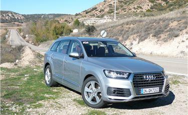Audi Q7 e-tron PHEV