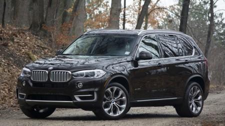 BMW X5 xDrive40e (Image: B. Turkus)