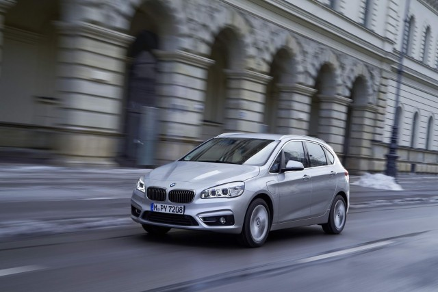 BMW marries hybrid and 4WD in new 225xe Active Tourer (Image: BMW)