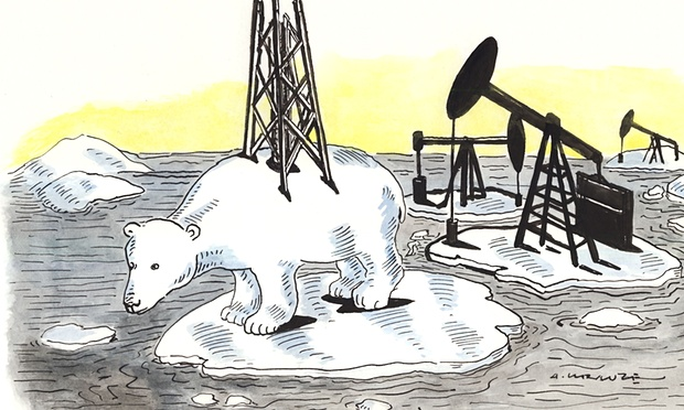 'Oil companies have already been granted 'ministerial buddies' to 'improve access to government' – as if they didn't have enough already.' (Image: A. Krauze)