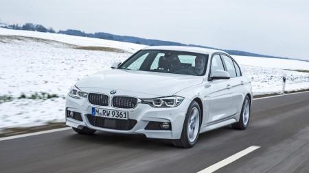 BMW 330e PHEV (Image: BMW)