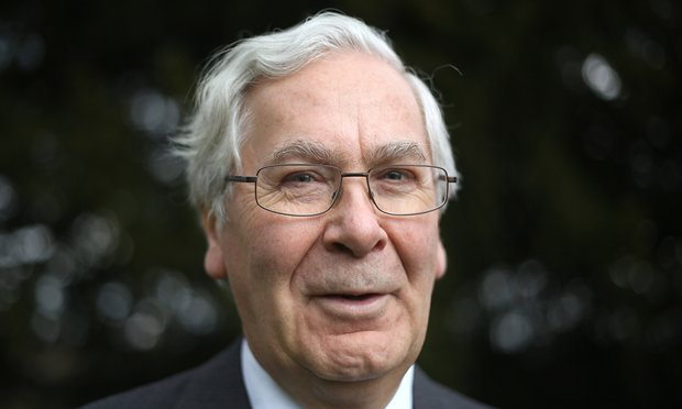 Mervyn King: 'Failure to tackle the disequilibrium in the world economy makes it likely that a crisis will come sooner rather than later.' (Image: Philip Toscano/PA)