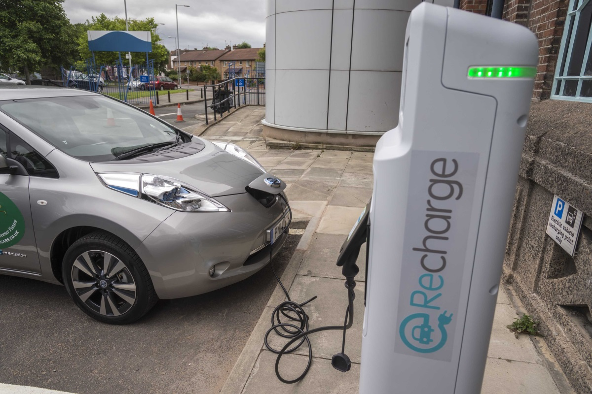 Evolt EV Charging points support Merseyside's eco ...