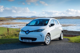 Renault could soon offer multiple battery options for the ZOE, as Nissan and Tesla offer for their electric vehicles