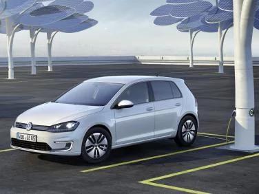 Volkswagen e-Golf (Image: VW)