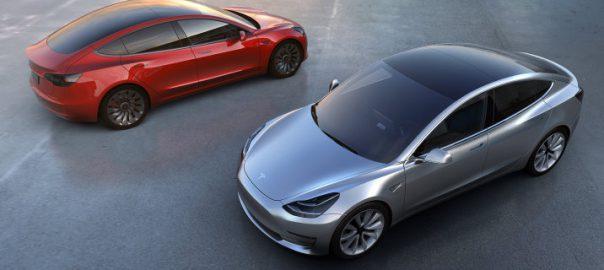 Tesla Model 3 Unveil (Image: Tesla)