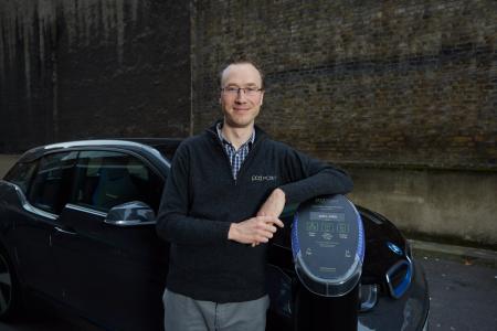 Erik Fairbairn, CEO (Image: POD Point)