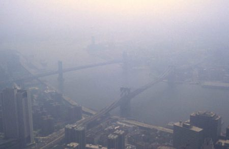 Smog in New York City (Image: Public Domain/Wikipedia)