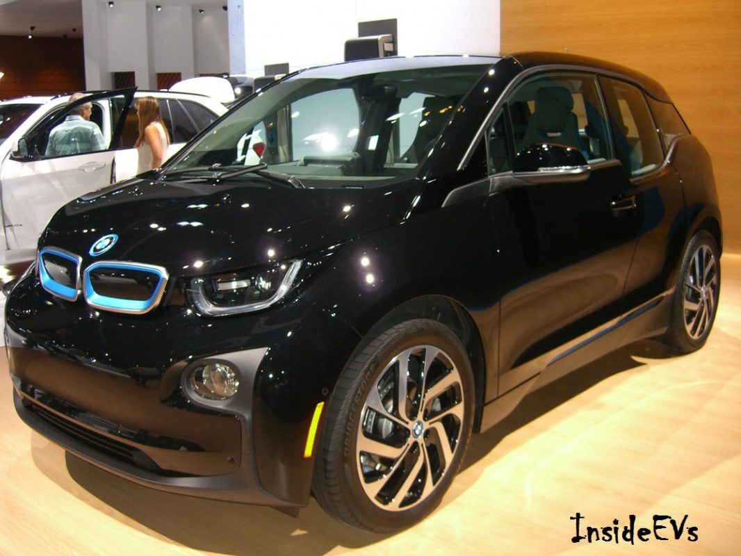 BMW i3 Gets 50% Range Bump For 2017