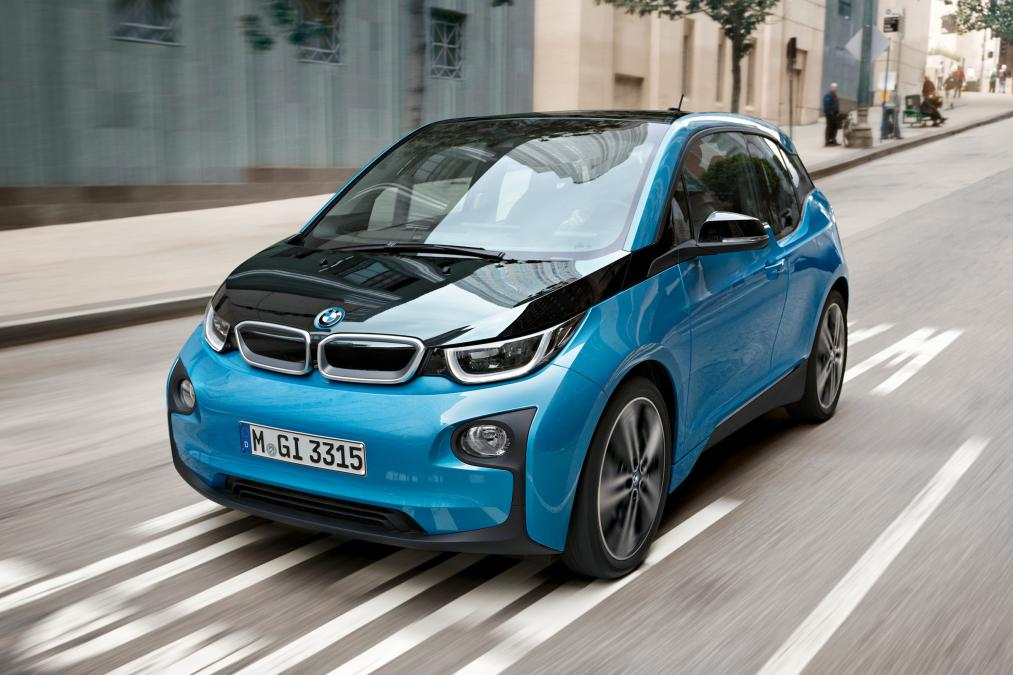 A battery upgrade for the BMW i3 sees range almost doubled