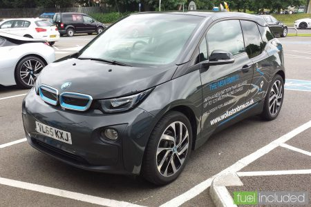 The i3 waiting for us (Image: T. Larkum)