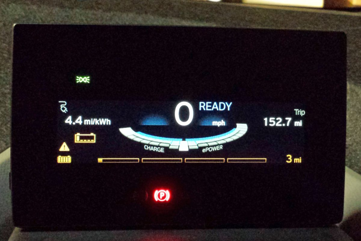 Our BMW i3 94Ah manages 130 miles on a charge (Image: T. Larkum)