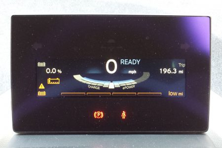 Our BMW i3 94Ah manages 196.3 miles on a charge (Image: T. Larkum)