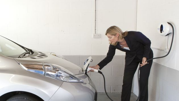 A 3.7kW Chargemaster or Pod Point unit will be fully fitted for free as part of the deal (Image: Chargemaster)