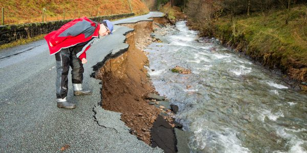 UK poorly prepared for climate change impacts, government advisers warn