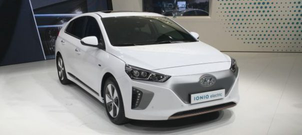 The Ioniq will first be available as a hybrid and EV, with a PHEV coming later