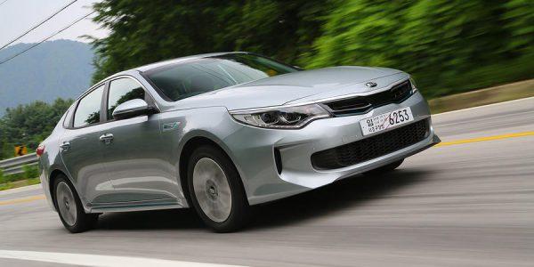 2016 Kia Optima PHEV review