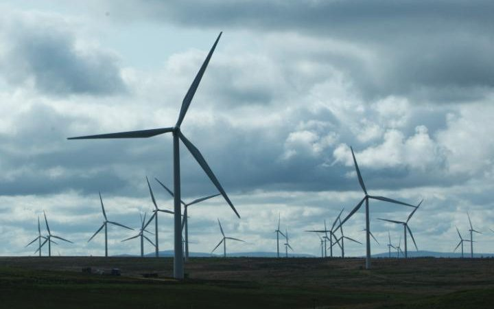 National Grid wants the batteries to help it cope with the challenges of more wind and solar power (Image: PA)