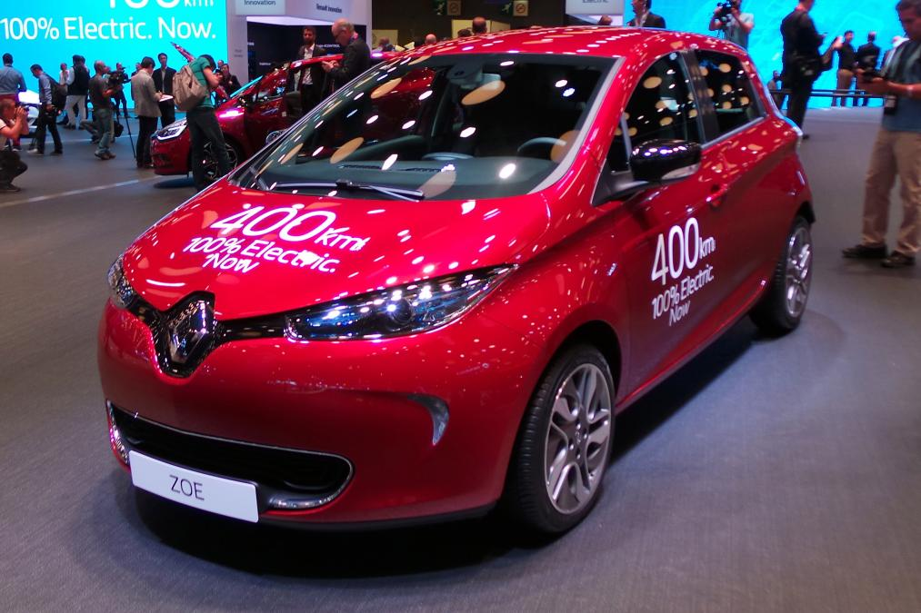 Pcp Prices For New 200 Mile Renault Zoe My Renault Zoe Electric Car