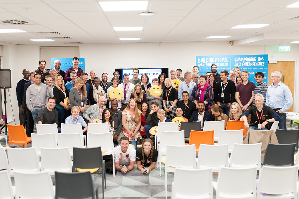 Entrepreneurial Spark #GoDoAcceler8 event in Millton Keynes (Image: CO Photo Design)