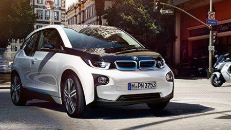 BMW i3 'Stormtrooper' (Image: BMW)