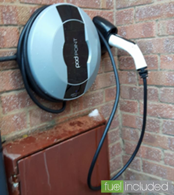 Pod Point Home Charger Installation A New Angle On Energy