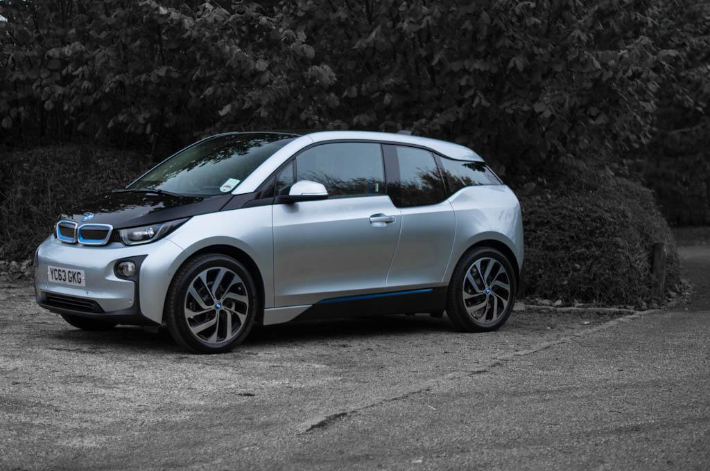 BMW i3 (Image: Carwitter)