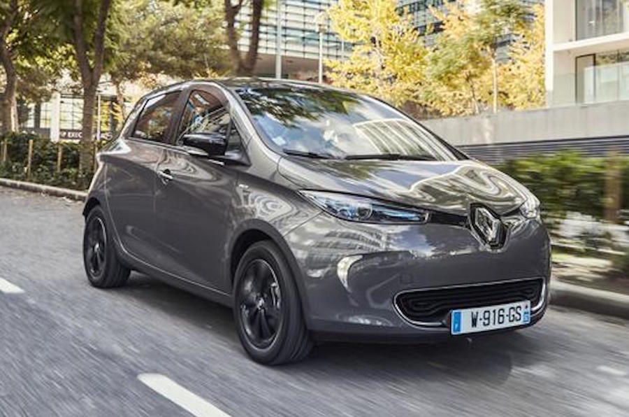 RENAULT ZOE Z.E. 40 DRIVE TESTS IN PORTUGAL (Image: Autocar)