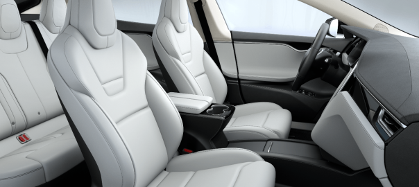 Vegan Interior Option (Image: Tesla)