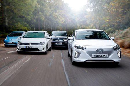 Electric Cars (Image: Autocar)