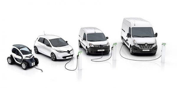 Renault Continues Momentum in Electric Vehicles with Master ZE and New Kangoo ZE