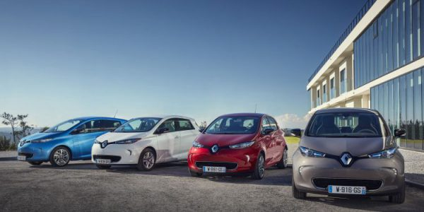 New PCP Prices for long range Renault ZOE ZE40