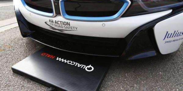 Wireless EV Charging Standard Agreed