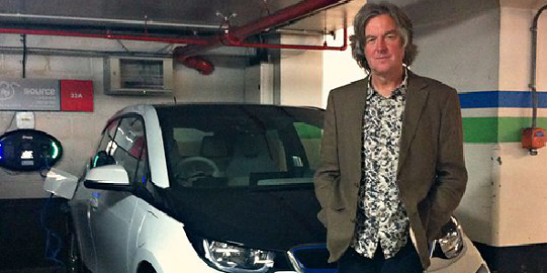 Jeremy Clarkson builds the case for electric cars