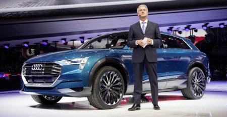 Audi Quattro e-tron concept