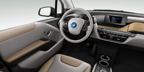 Choosing the Interior for Your BMW i3