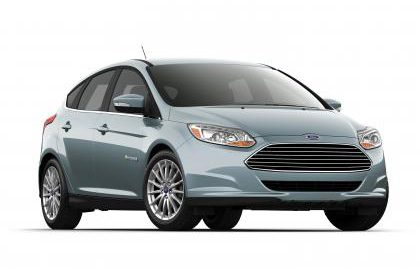 Ford Focus Electric (Image: Ford)