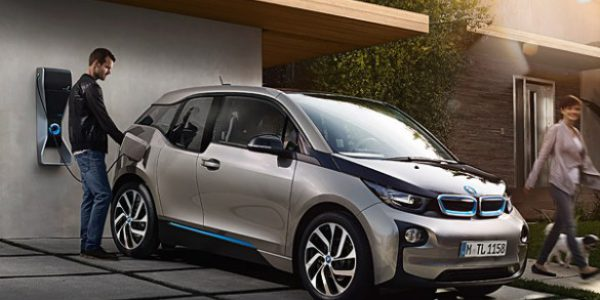 Government Grant for Electric Car Home Charge Point