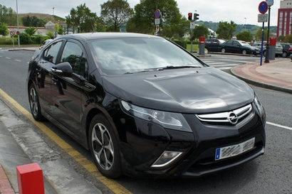 Vauxhall Ampera EREV