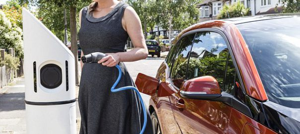 Coming to a street near you? You can make a case with your local authority to have an electric car charge point installed on your street