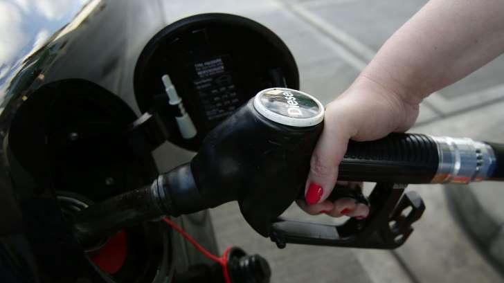 Diesel car (Image: Y. Mok/PA)