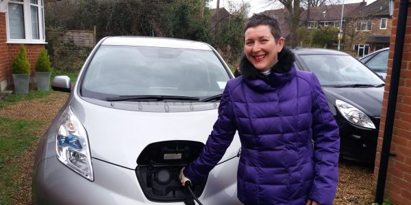A Mother's Tale of Electric Cars
